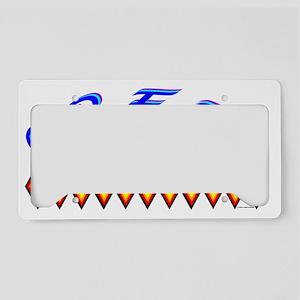 CREEK TRIBE License Plate Holder