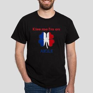 Aigle Family Dark T-Shirt