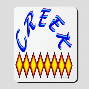 CREEK TRIBE Mousepad
