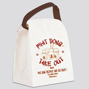 PHAT DONG TAKE OUT Canvas Lunch Bag