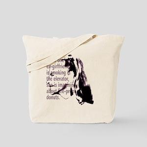 cnd_ex-girl Tote Bag