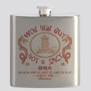 WUN HUN GUY Flask