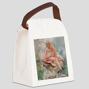 tg_ipad Canvas Lunch Bag
