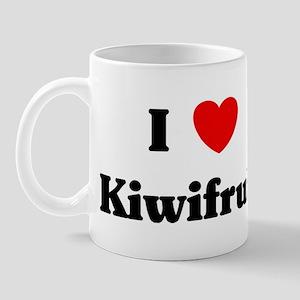 I love Kiwifruit Mug