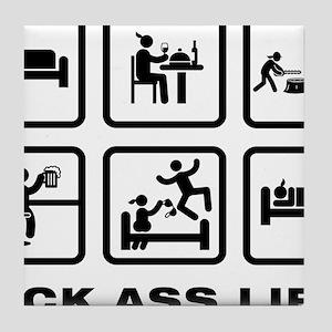 Logger-ABA1 Tile Coaster