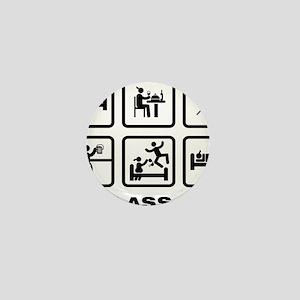 Tap-Dancing-ABA1 Mini Button