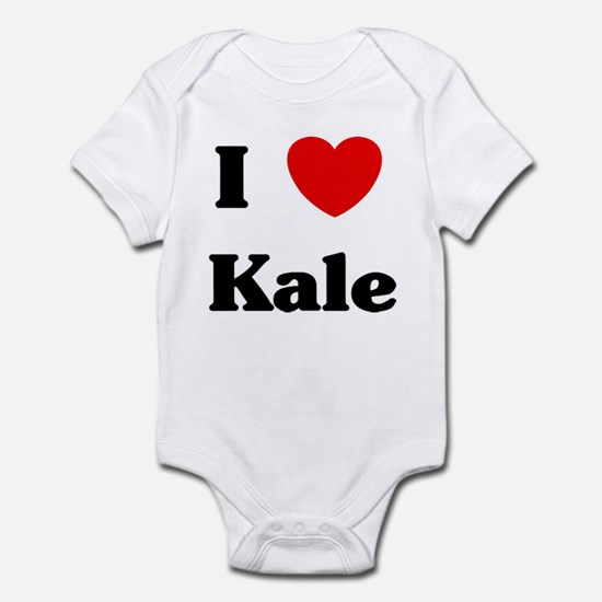 I love Kale Infant Bodysuit