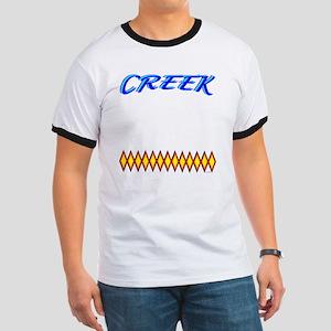 CREEK TRIBE Ringer T