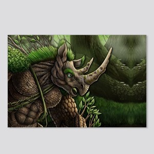 Earth Rhino Postcards (Package of 8)