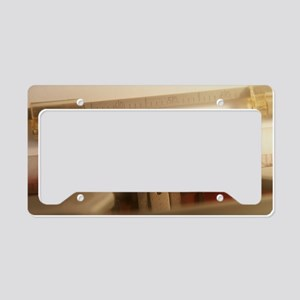 photographz License Plate Holder