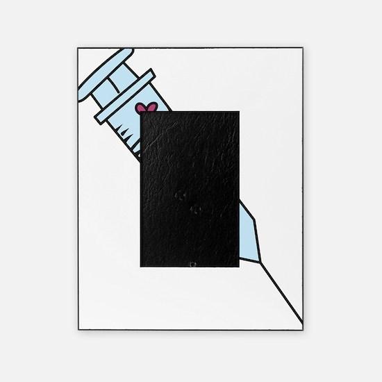 Syringe Picture Frame
