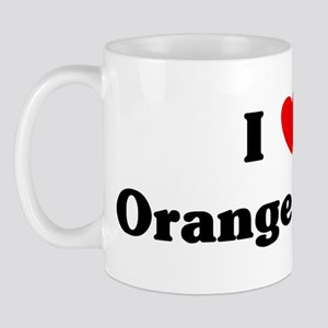 I love Orange Juice Mug