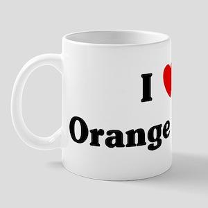 I love Orange Juice Mug