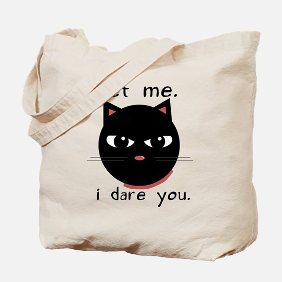 Pissykitty tote bag