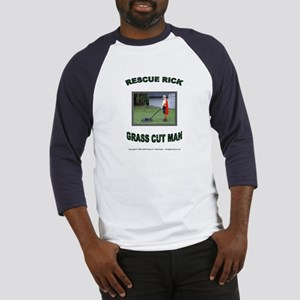 Yard Safety Awareness Baseball Jersey