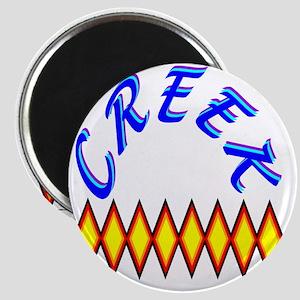 CREEK TRIBE Magnet