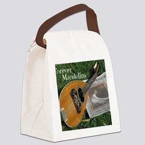 2Cal_Forever_Mandolins_Cover_Page Canvas Lunch Bag