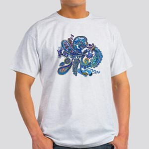 Wild Paisley Light T-Shirt
