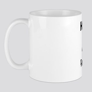 home is where husband farting Mug