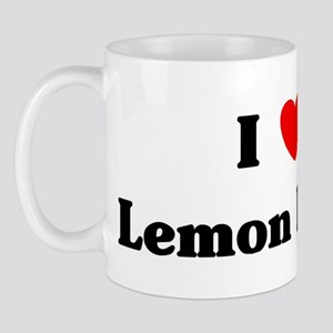 I love Lemon Balm Mug