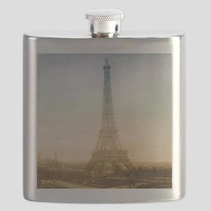 tet_Square Canvas Pillow Flask