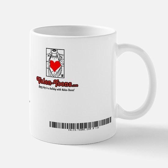 100A-LADYandtheTRAMPV-5x7-BACK Mug