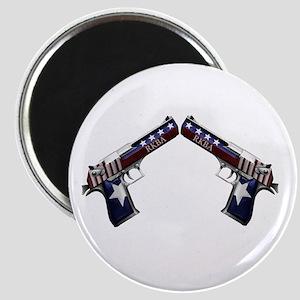 Patriotic RKBA Guns Magnet