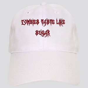 Zombies taste like sugar Cap