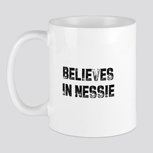 Believes In Nessie Mug