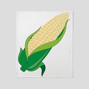 Corn Throw Blanket