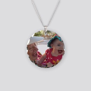 Zoey Necklace Circle Charm
