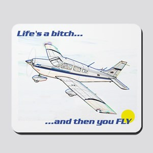 Fly Cherokee Archer Mousepad