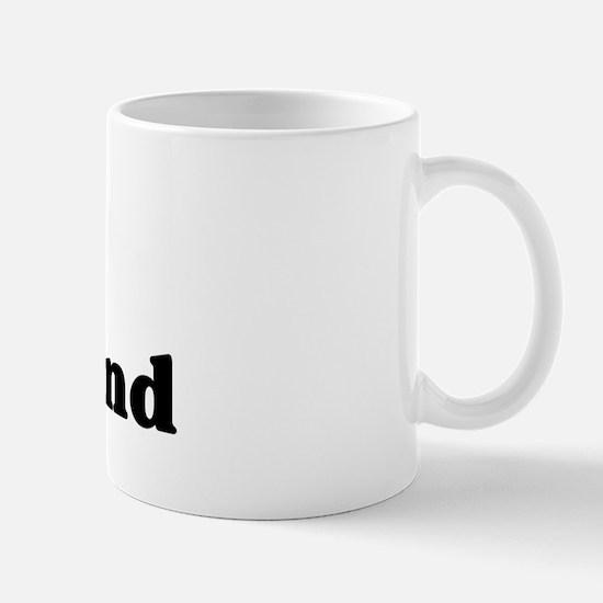 I love Pork Rind Mug