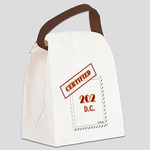 202 DC Certified Forever Canvas Lunch Bag