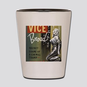 Vice Broad Shot Glass