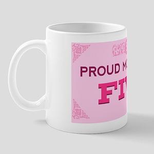 Proud Mother of Five Mug