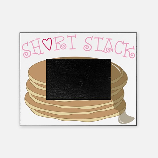 Short Stack Picture Frame