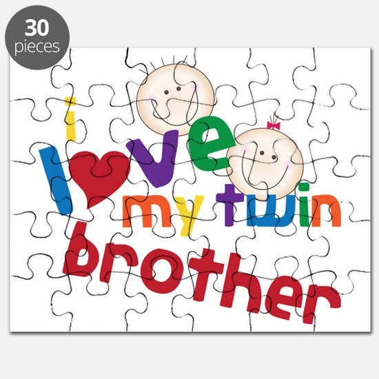 Love My Twin Puzzle