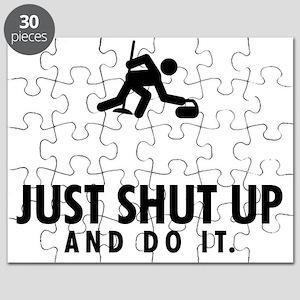 Curling-AAU1 Puzzle