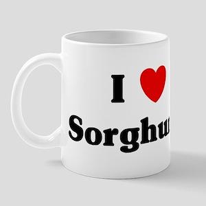 I love Sorghums Mug