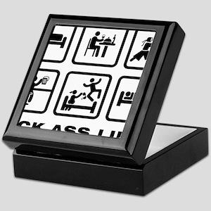 Kendo-AAZ1 Keepsake Box