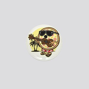 Hawaiian Pizza Mini Button