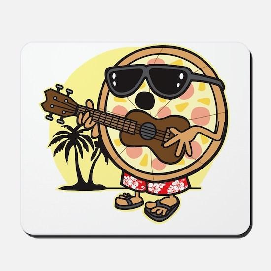 Hawaiian Pizza Mousepad