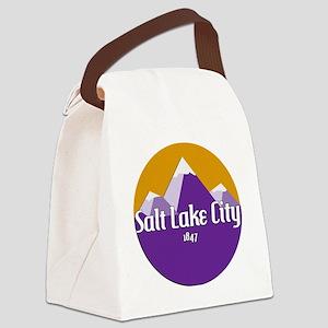 SLC Design Canvas Lunch Bag
