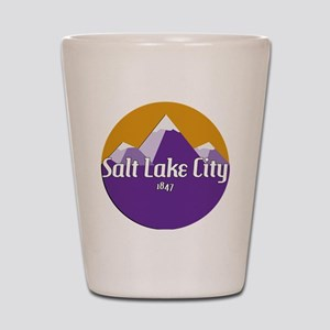 SLC Design Shot Glass