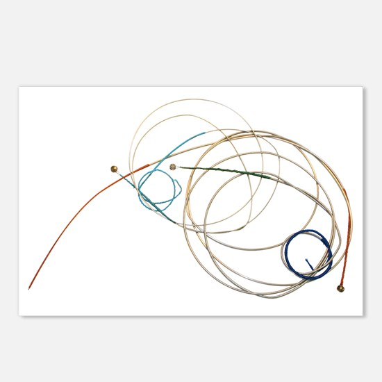 Cello Strings Postcards (Package of 8)