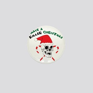 Killer Christmas Mini Button