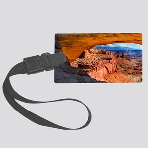 Mesa Arch Large Luggage Tag