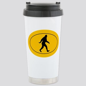 Bigfoot Stainless Steel Travel Mug