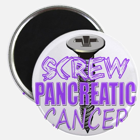 Screw Pancreatic Cancer Magnet